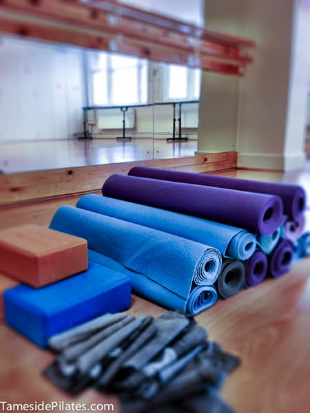 Buying a mat for Pilates