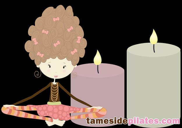 Pilates by Candlelight