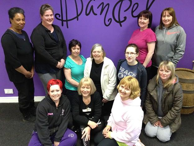 1st Tameside Pilates class in Droylsden