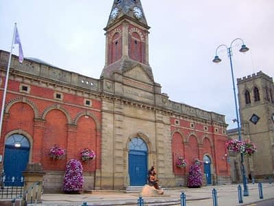 Stalybridge Civic Hall, home of Tameside Pilates